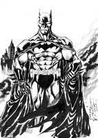Batman by JardelCruz