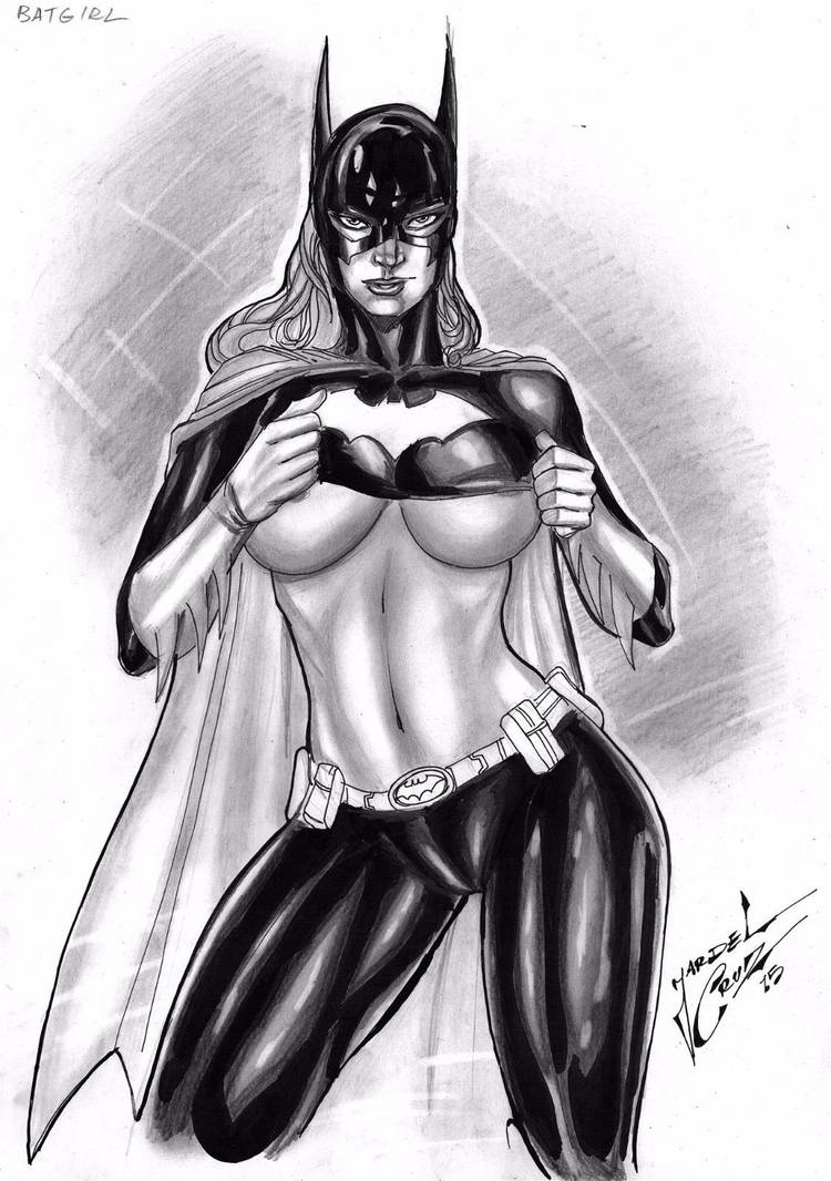 topless-batgirl-art