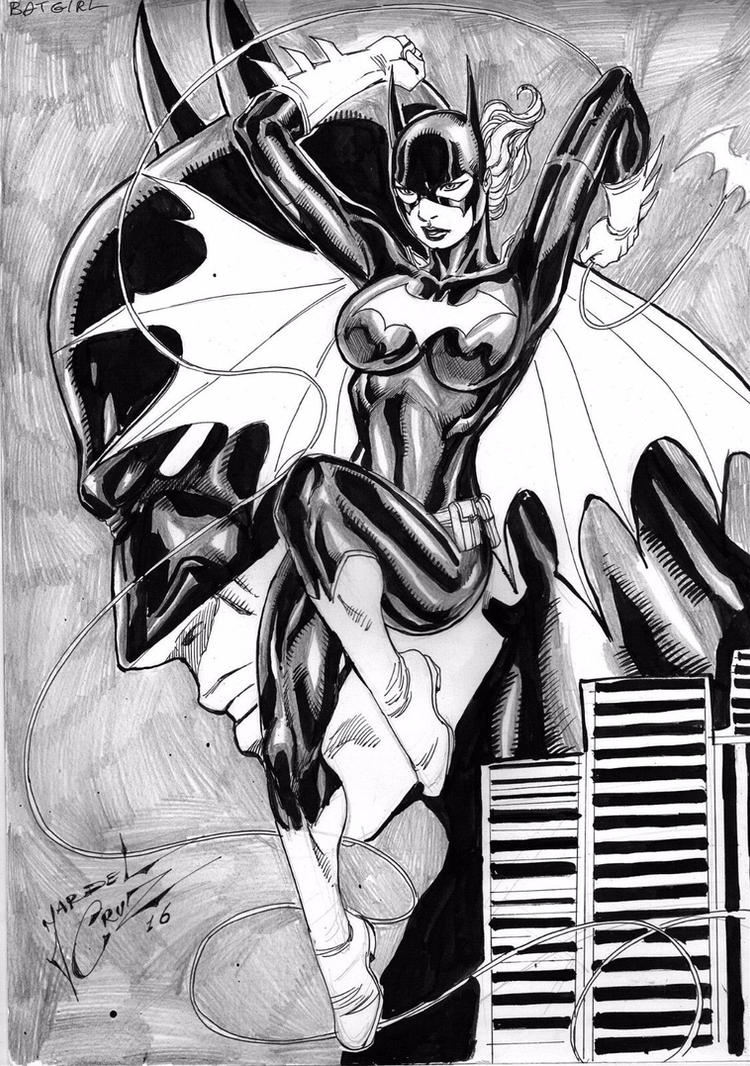 Batgirl by JardelCruz