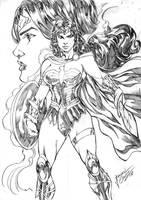 Wonder Woman by JardelCruz