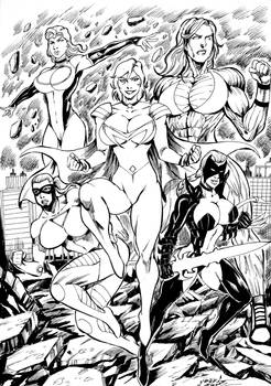 The Matriarchs Group-commission