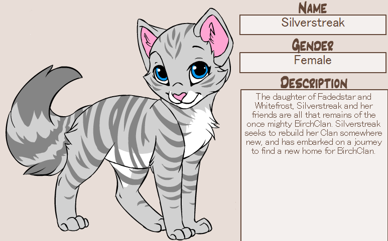 Good She Cat Kit Names