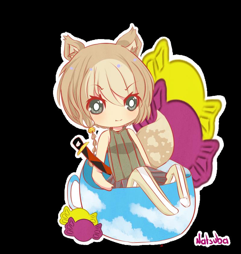 [OC] I'm not cute!!! by Natsuba