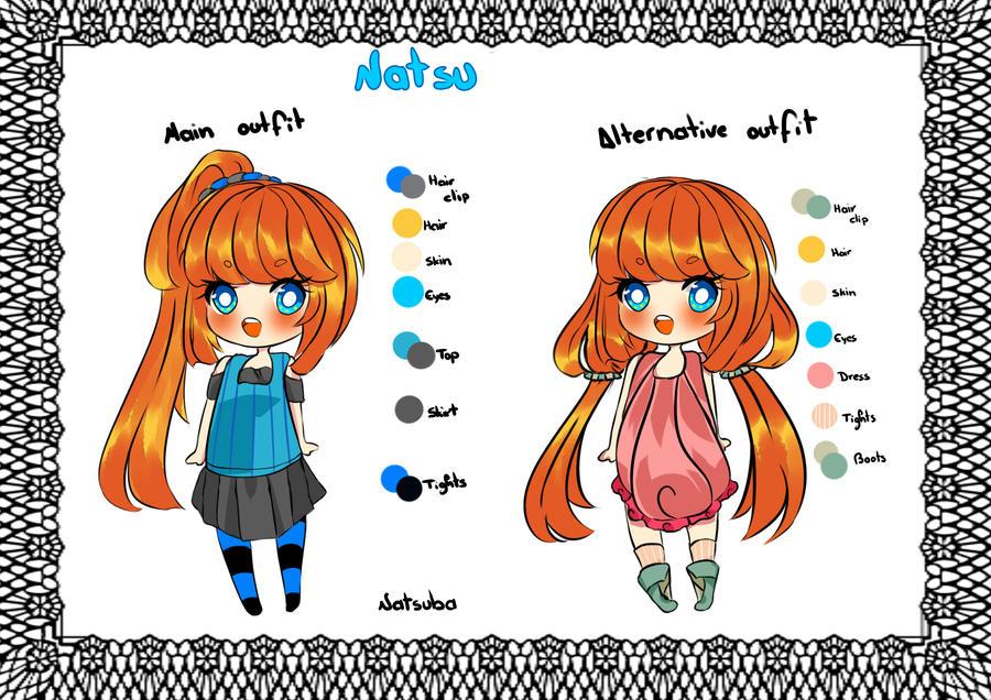 References- Natsu by Natsuba