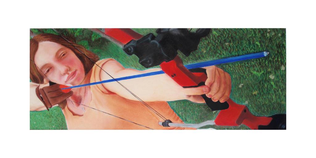 Archer by Madame-Neon