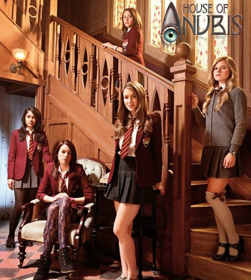 House Of Anubis Girls By MoreThanAnArtist ...