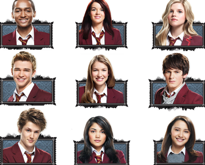 House Of Anubis Students By MoreThanAnArtist ...