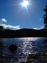 Somewhere in Pitlochry by radekz