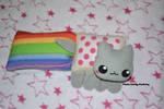 Nyan cat plush