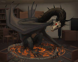 So uhhh... Who's soul did you need me to devour by Virensere