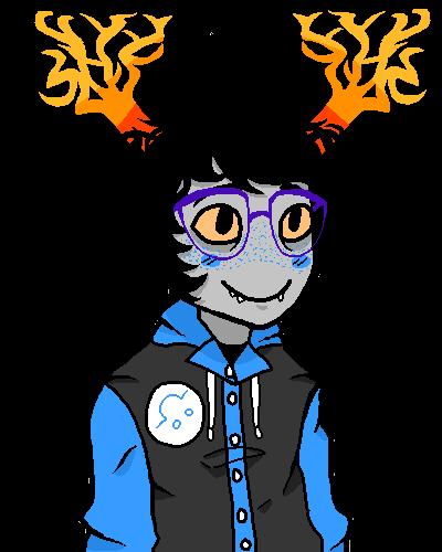 i made a deer fantroll b4 'Strideer' by goopdra