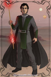 Star Wars Tom Marvolo Riddle by goat1200