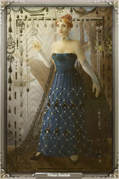 1920s Anastasia by goat1200