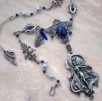 Valkyrie's Sigil Necklace by Aranwen