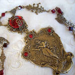 Ruby Muse Necklace