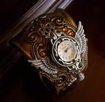 Steampunk Cuff Bracelet 4