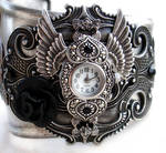 Steampunk - Gothic Cuff Watch