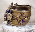 Steampunk Watch - Egyptian 1