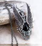 Dark Angel Pendant