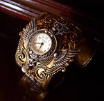Steampunk Watch Version 2