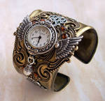 Steampunk Watch Version 2-2