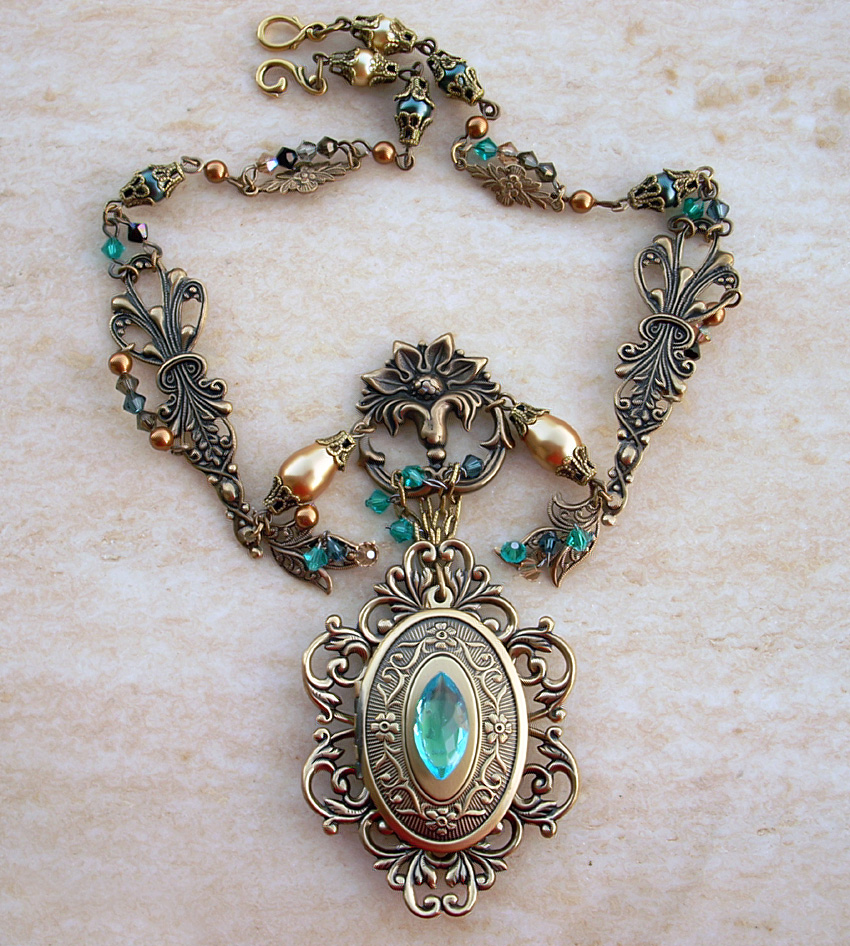 Emerald Dragon Golden Amulet 1 By Aranwen On Deviantart