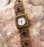 Brass Hearts Watch 2