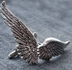 Dark Angel Cuff Links