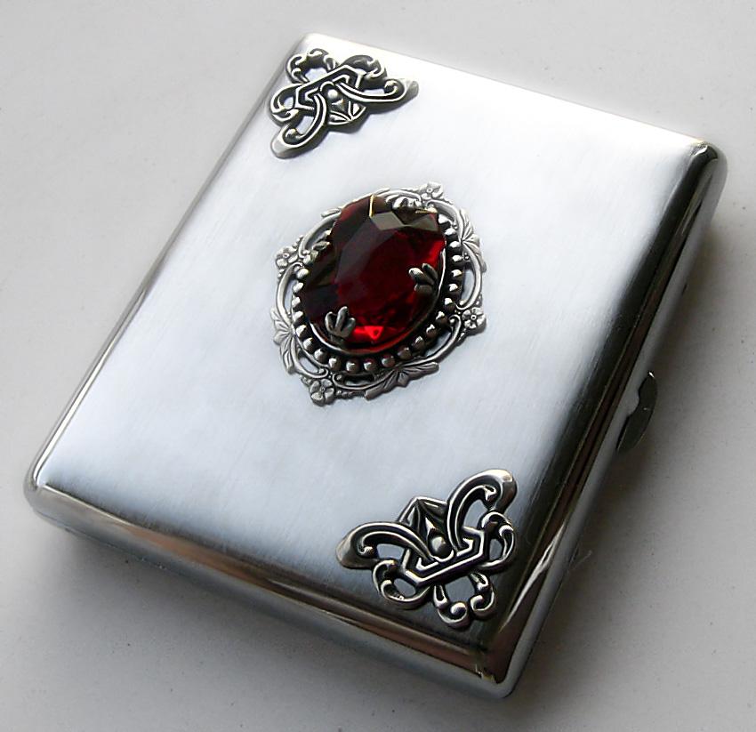 Gothic Cigarette Case by Aranwen