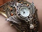 Steampunk Watch 5