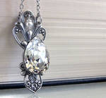 Victorian Crystal Necklace