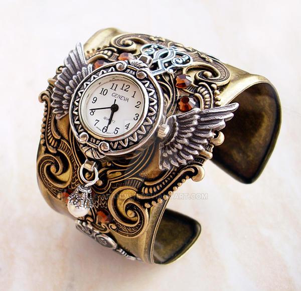 Steampunk Watch 6 by Aranwen