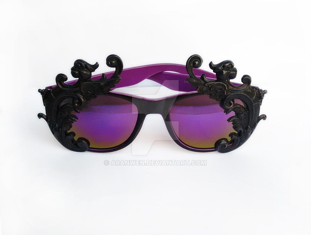 Gothic sunglasses by Aranwen