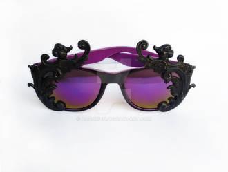 Gothic sunglasses