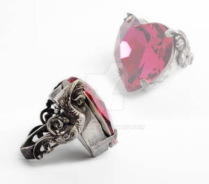 Valkyries and Heart Ring