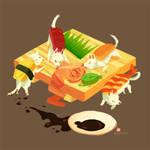 sushi dogs