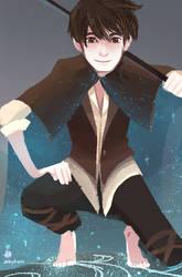 Jack Frost by hyamei