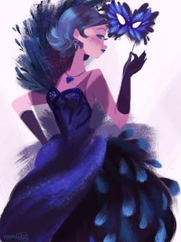 Dark Mercury Masquerade