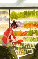 Grocery by hyamei