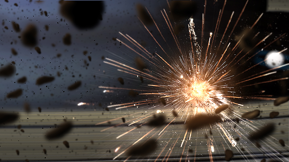 July 4 Fireworks by bloknayrb