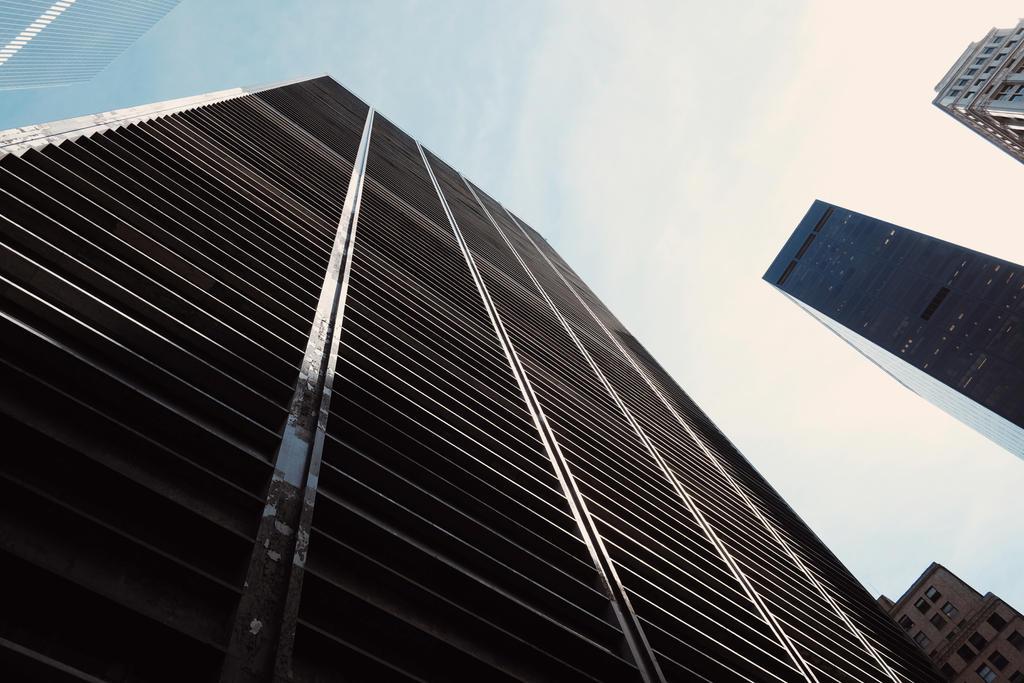 Buildings - NYC by bloknayrb