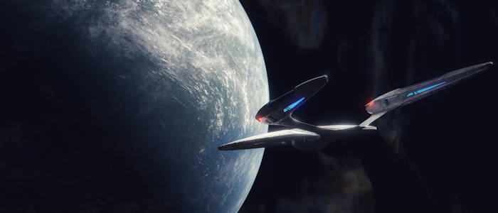 To boldly go