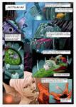 Colour Aquaria mini comic 01