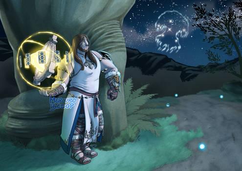 FF XIV warrior