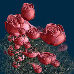Roses day by Nanikona