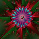 Jungle Flower by Nanikona
