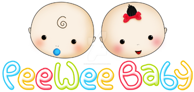 PeeWee Baby Mascots by starlitwish