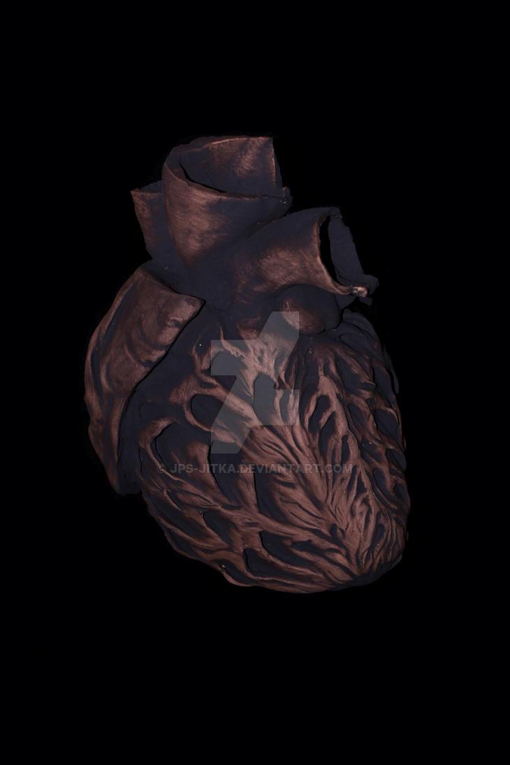 Heart I. Spasm / 2013 by JPS-Jitka