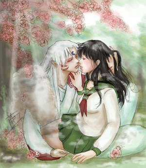 Sunlit Kiss