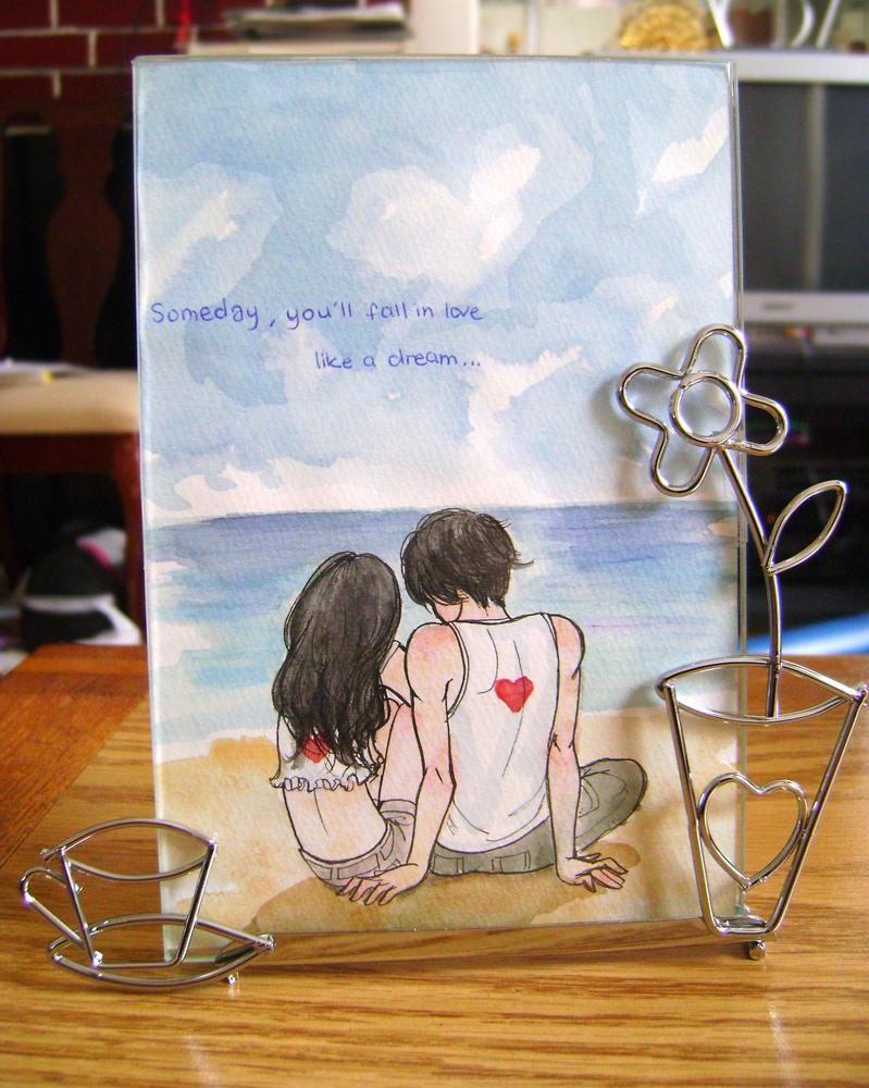 Fall in Love by lornac1208
